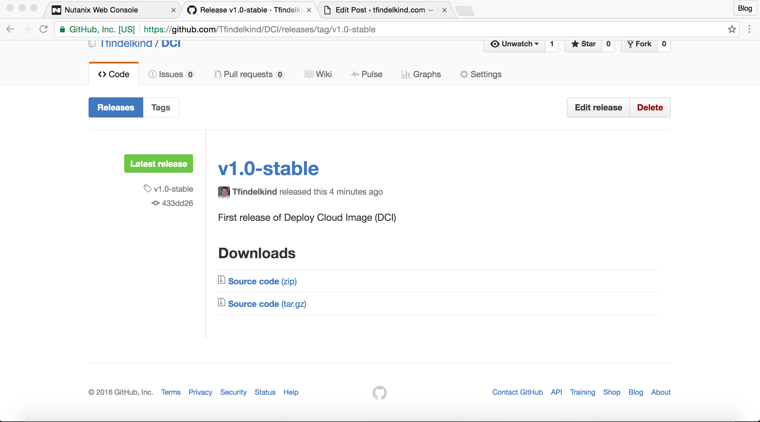Release v1.0-stable · Tfindelkind-DCI Google Chrome, Heute at 11.40.54